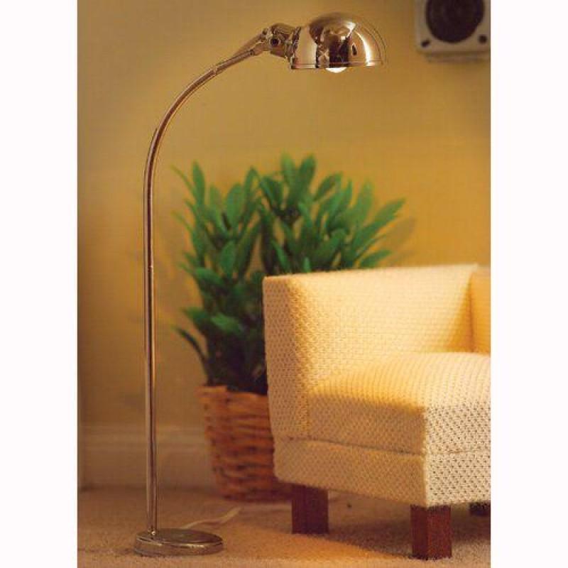 Directional Half-domed Floor Lamp 120 x 19mm