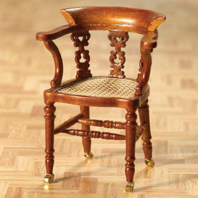 Dickens Writing Chair (W) 75 x 55 x 35mm