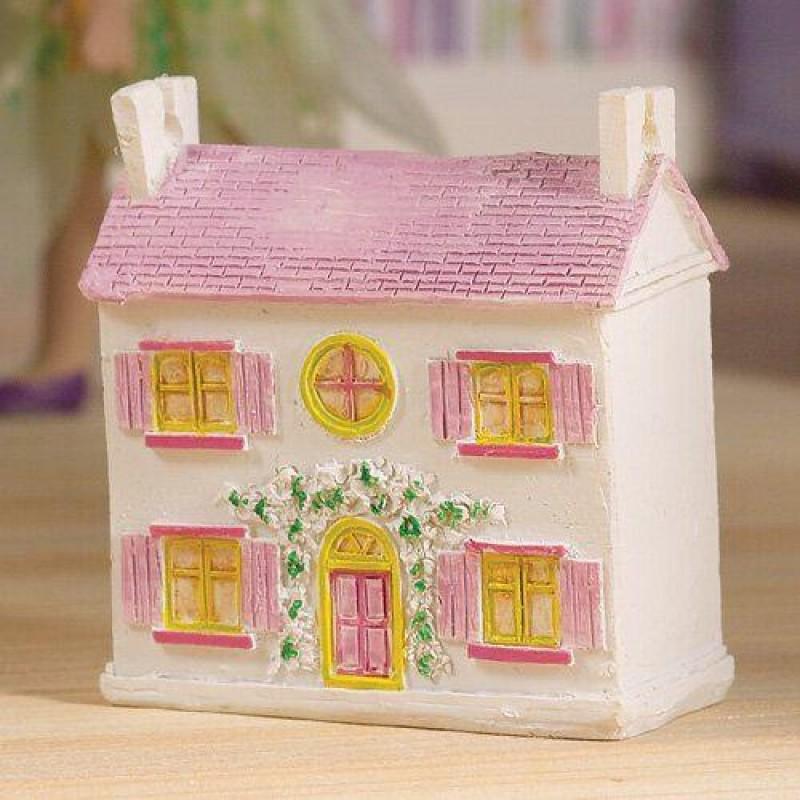 Lilac Cottage Miniature Dolls House (PR)