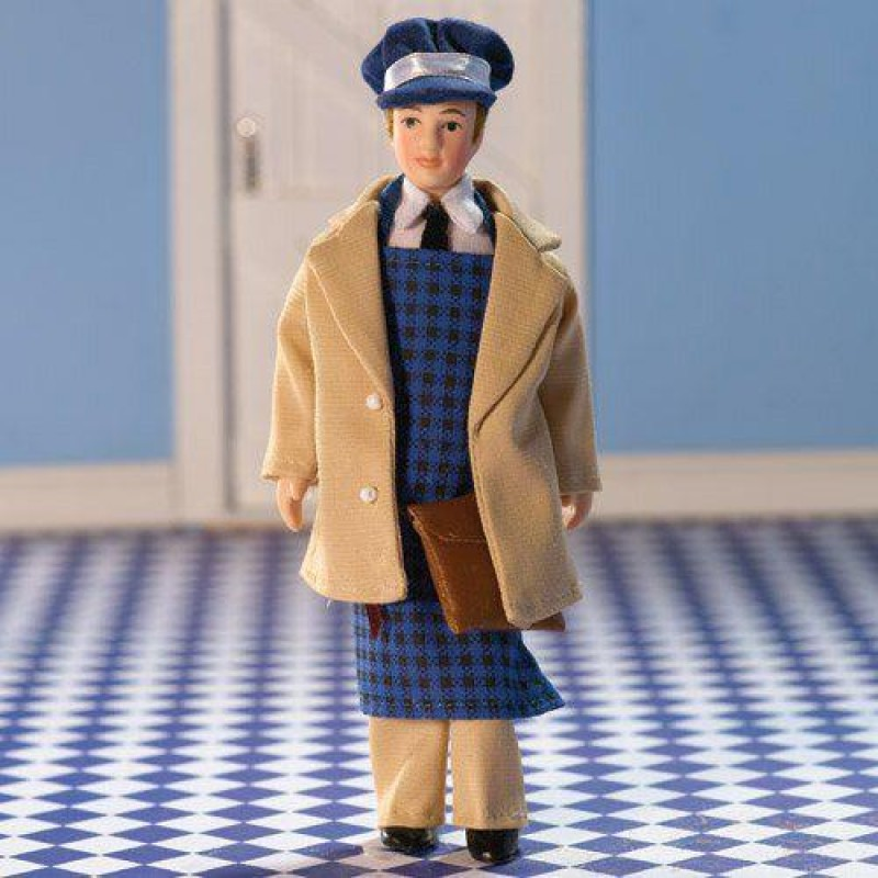 Jimmy the Delivery Man Doll 155mm