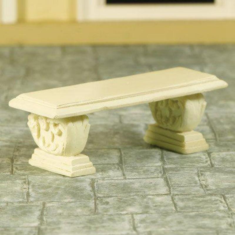 Stone Garden Seat (PR)