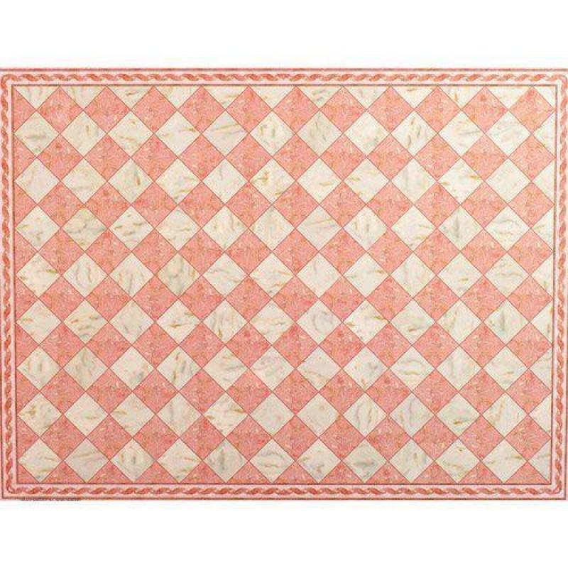 Luxury Pink Marble Flooring 330 x 435mm
