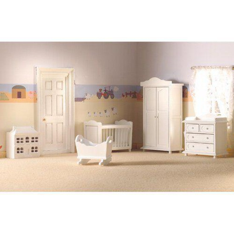 Traditional Nursery Set, 5 pcs