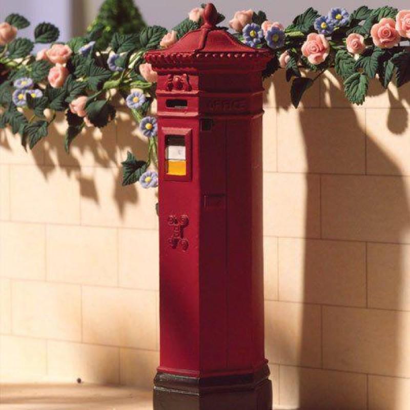 Victorian Pillar Box (PR)