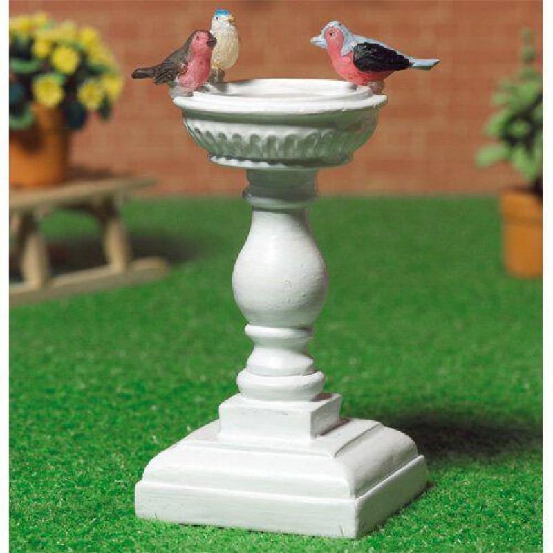 Decorative Bird Bath (PR) 63mm