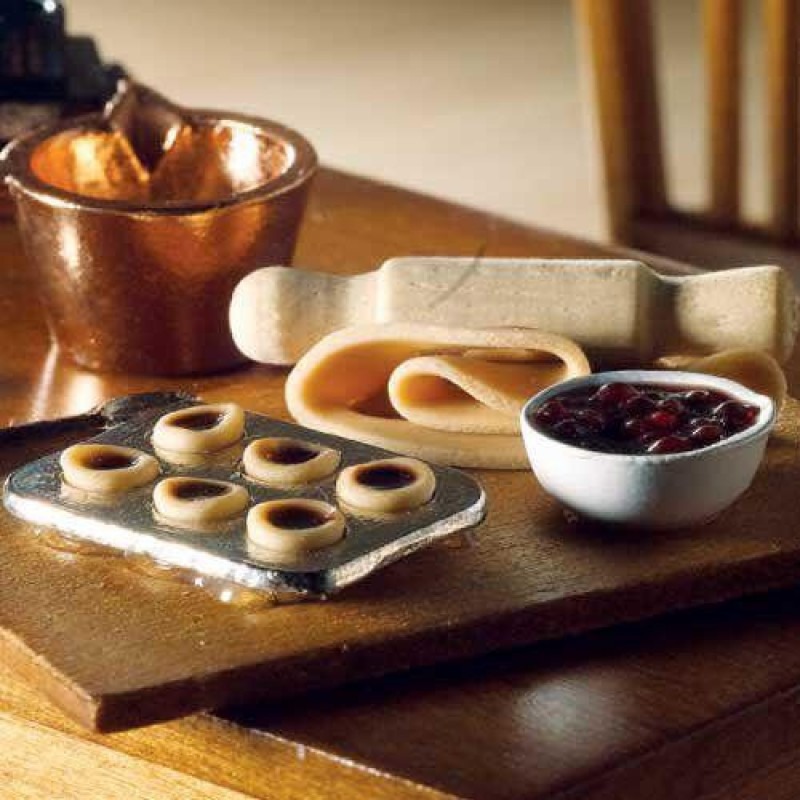 Jam Tart Baking Set