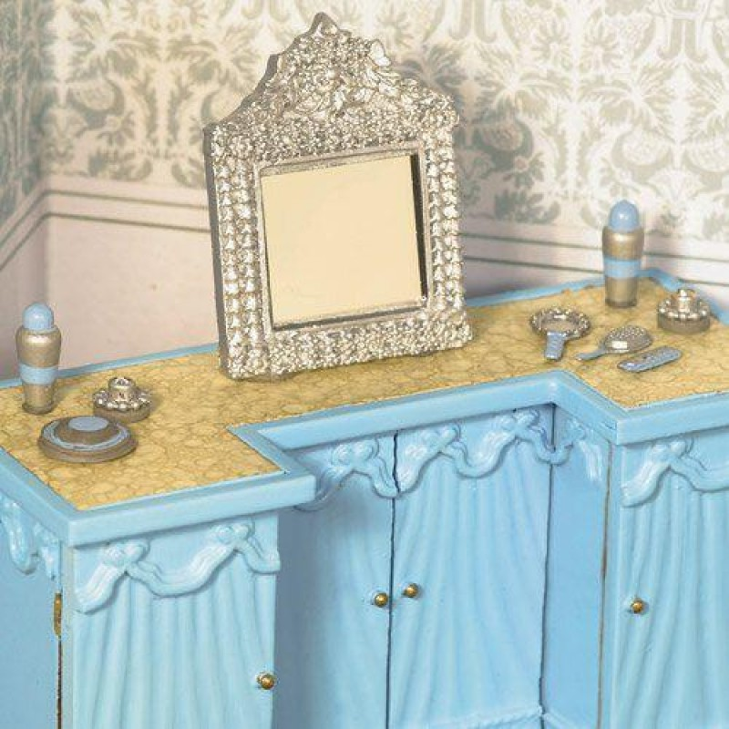 Dressing Table Set, 8 pieces