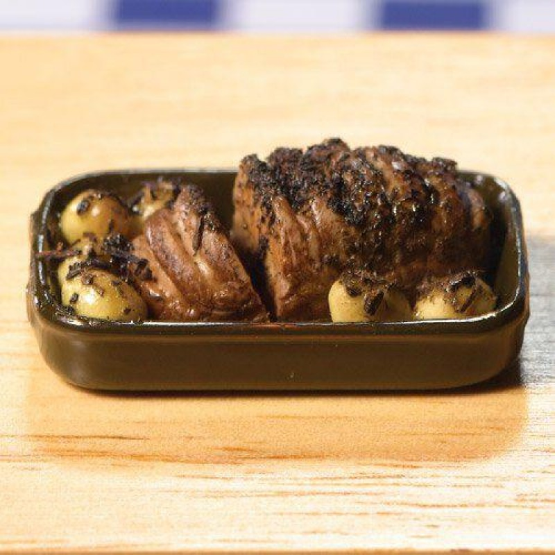 Roasting Tin of Beef & Potatoes