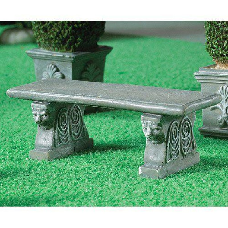 Ornamental Garden Seat (PR) 38 x 103 x 38mm