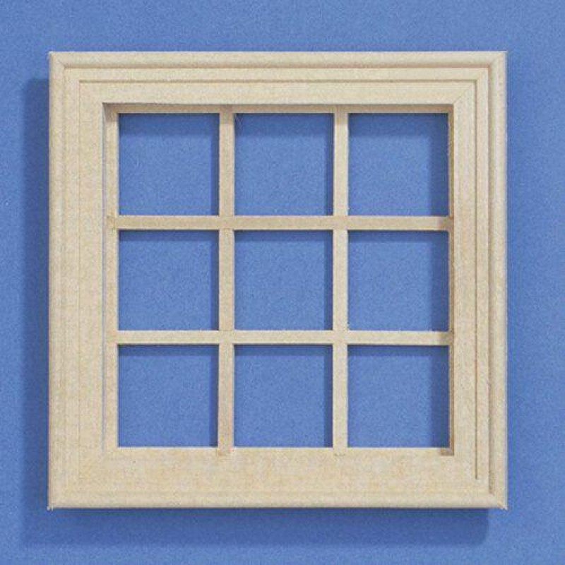 Small Wooden Window