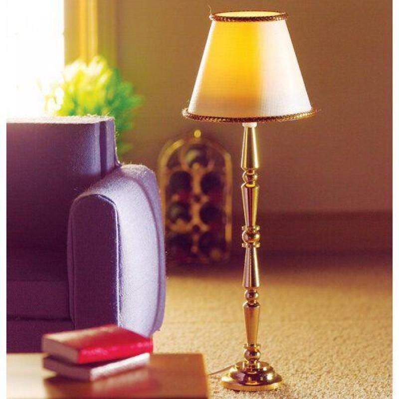 Large Standard Lamp 115 x 40mm