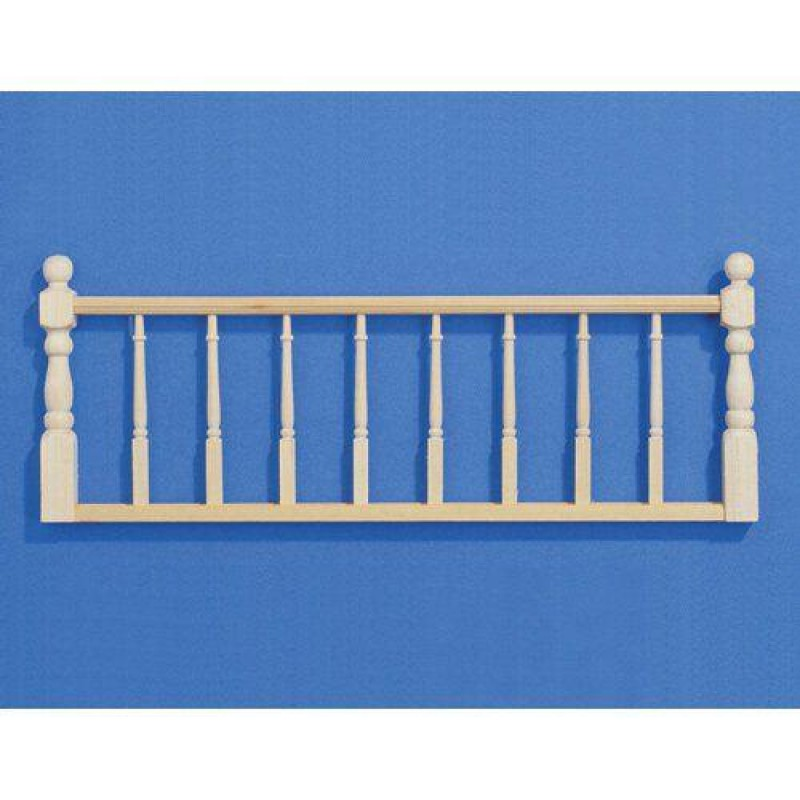 Wooden Railing Assembly 90 x 237 x 11mm