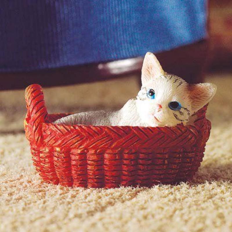 Kitty in her Basket (PR)