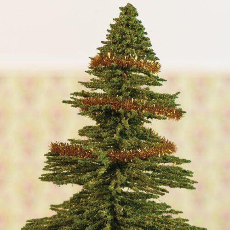Golden Christmas Tinsel. Length 2000mm