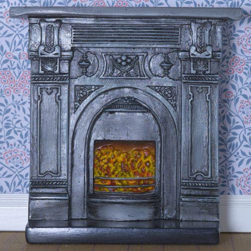 Victorian-style Fireplace (PR)