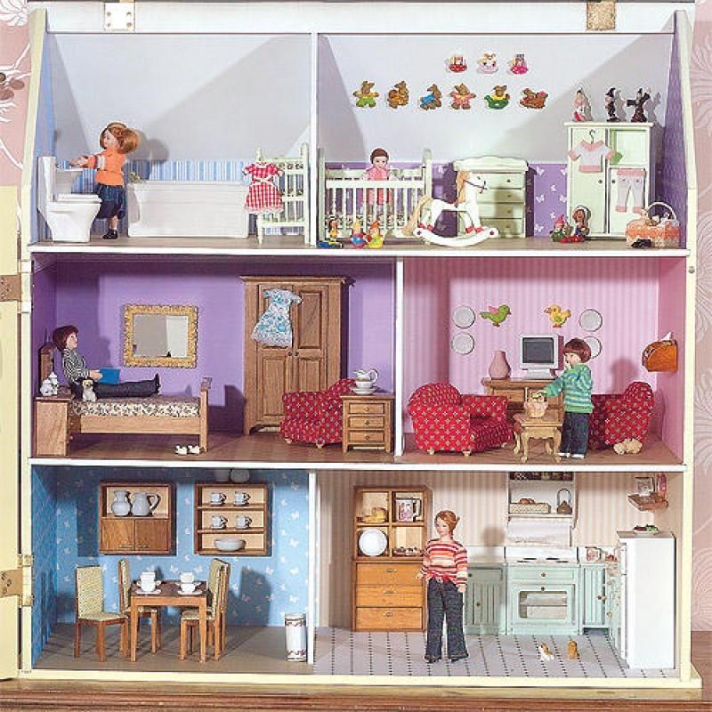 Amber House Kit