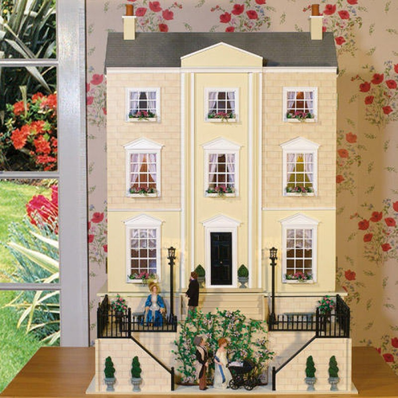 Wentworth Court Dolls' House Kit
