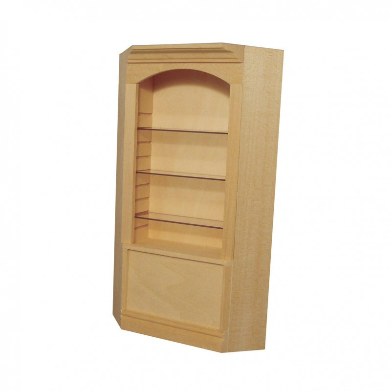 Deluxe Single Corner Shelf