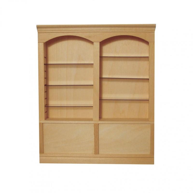 Deluxe double shelves