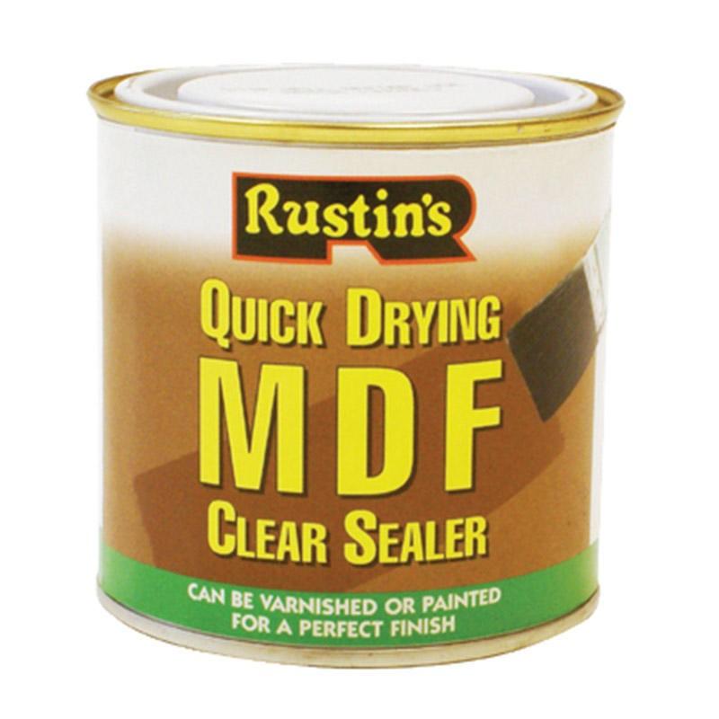 Clear MDF Sealer