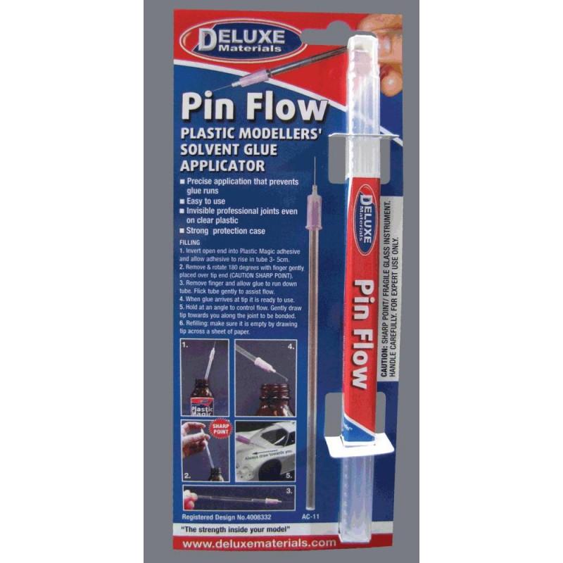 Pin Flow Applicator