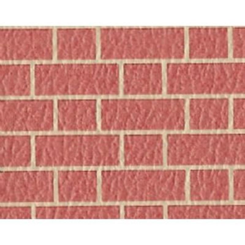 Embossed Brick Paper