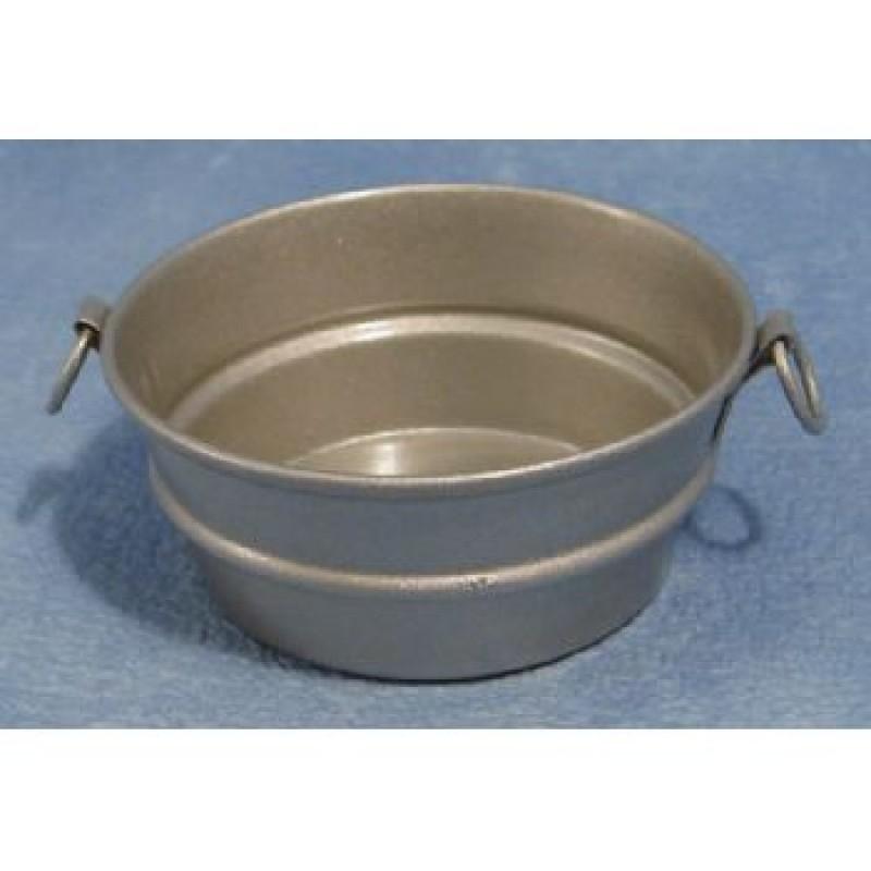 Zinc' Wash Tub