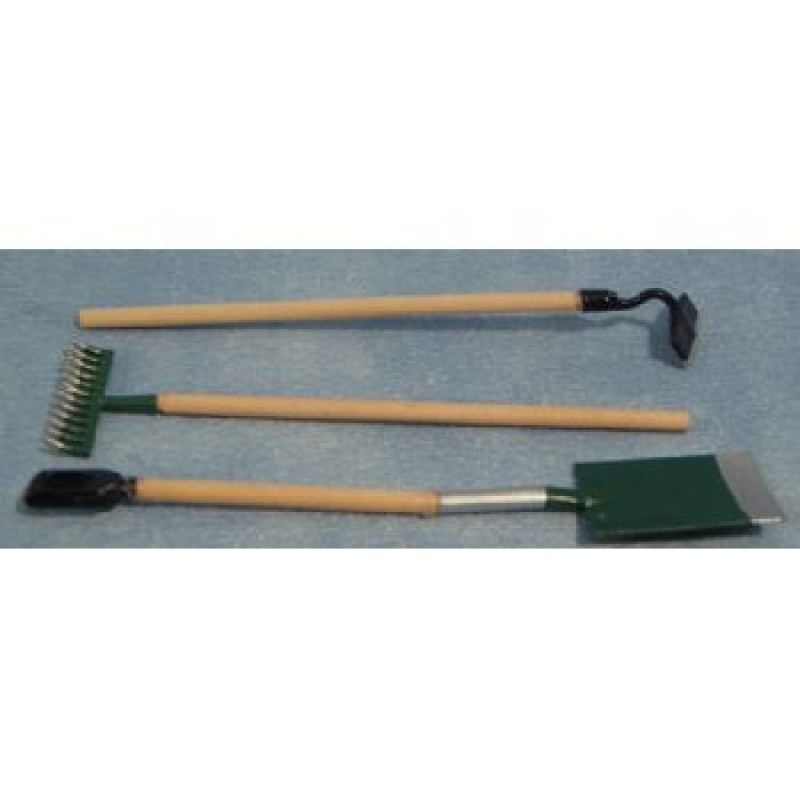 Garden Tools, 3 pieces