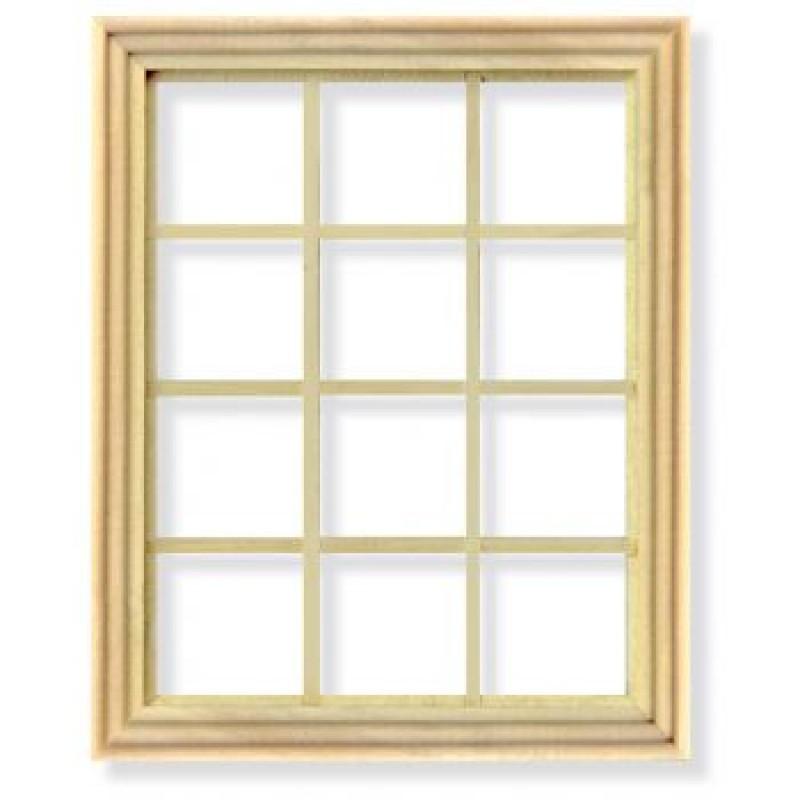 Georgian 12 pane window and frames
