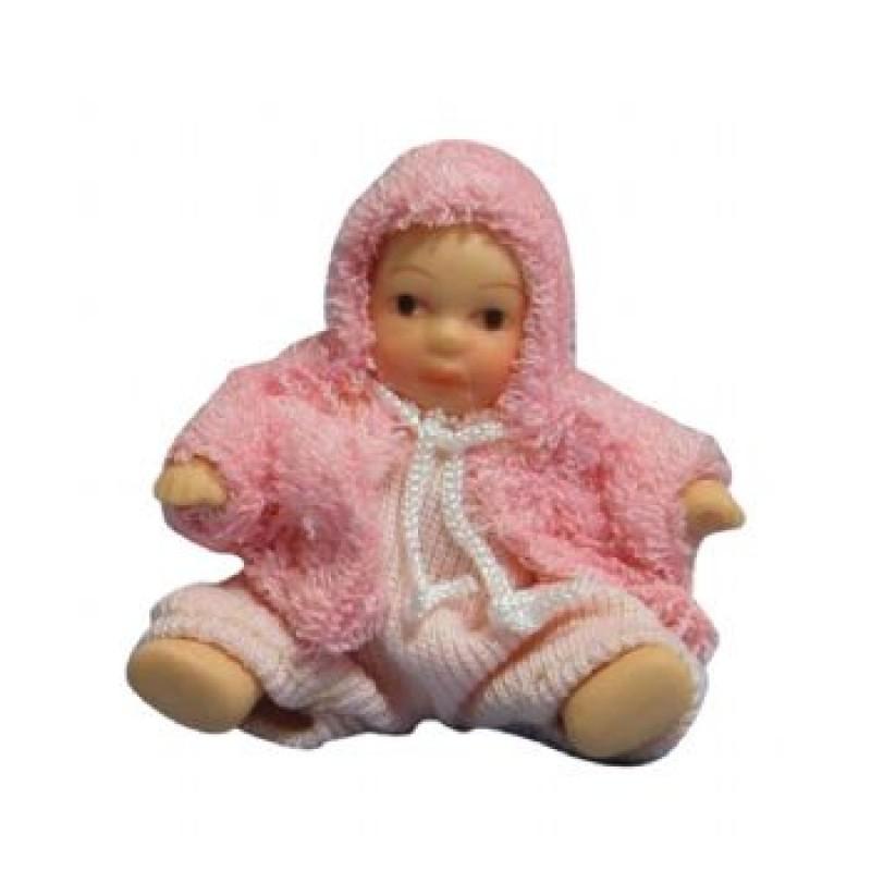 Porcelain Modern Baby Girl