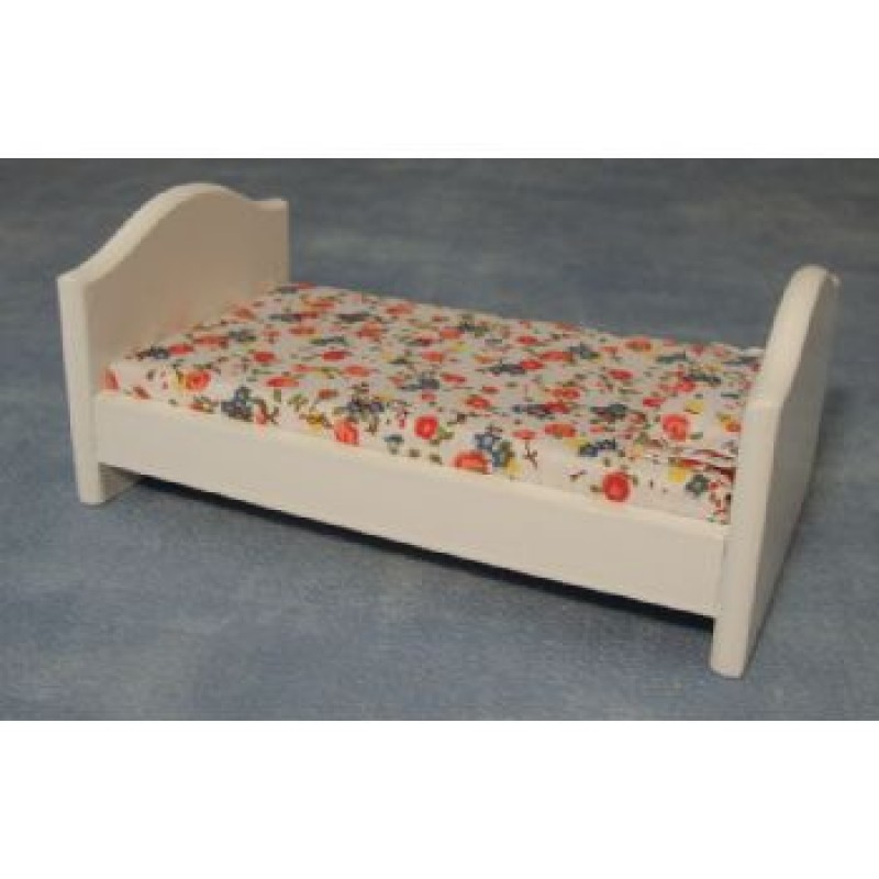 White Childs Bed