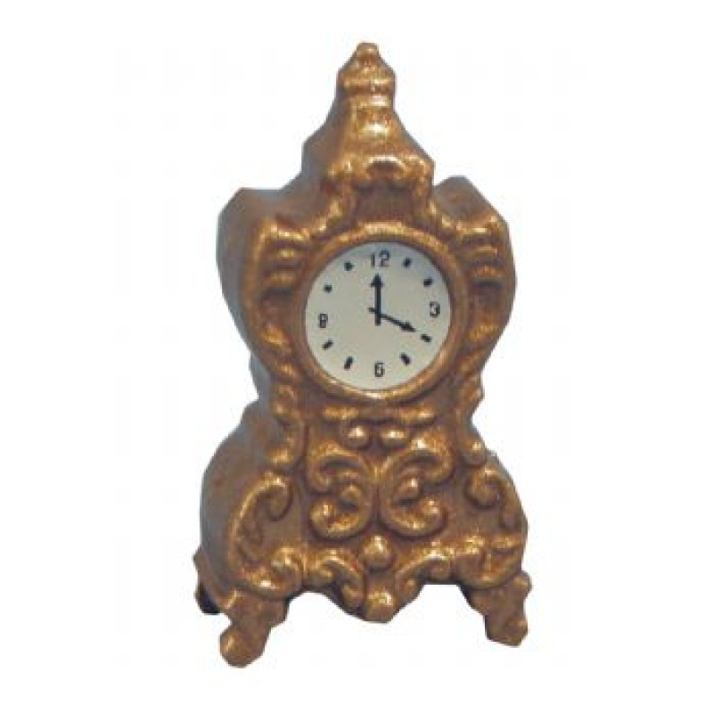 Gold' Mantle Clock