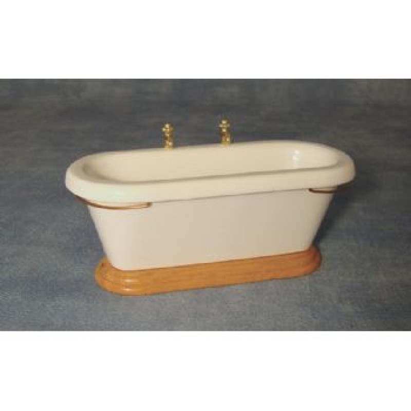 Bath with Side Taps