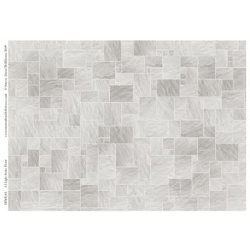 A3 Light Stone Floor Tiles