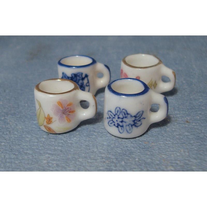 Floral Mugs