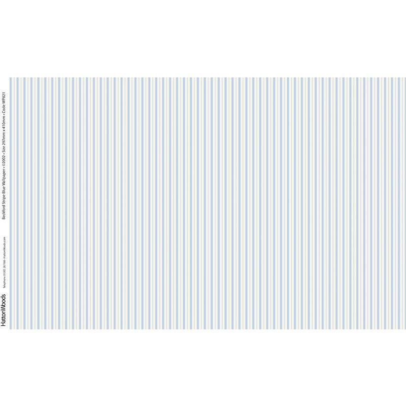 Beckford Stripe Wallpaper