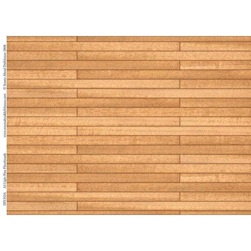 Pine Floorboard
