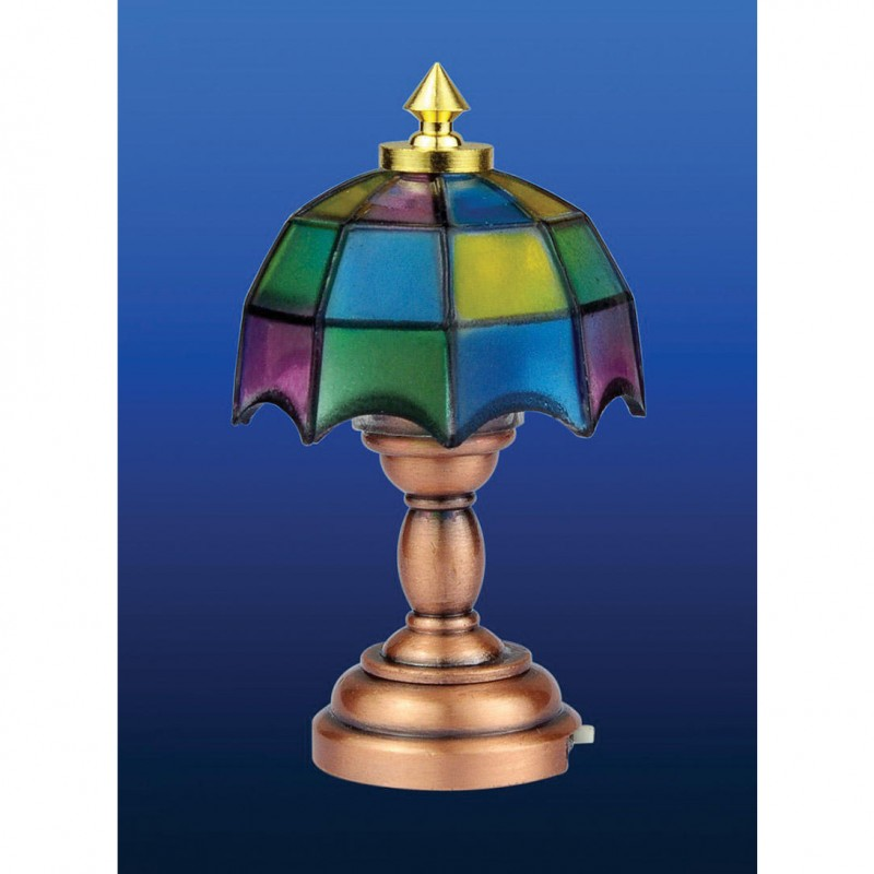 Tiffany LED Table Lamp
