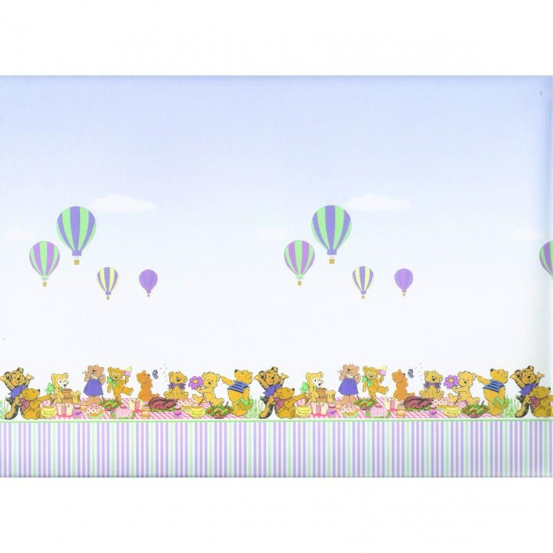 Teddy Picnic Wallpaper