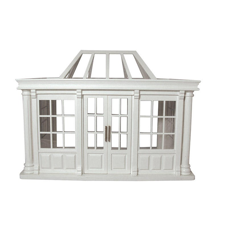 Deluxe Conservatory White
