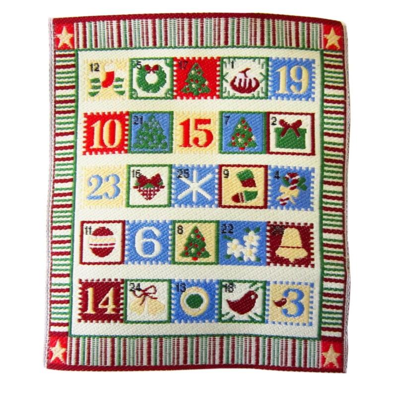 Decorative Advent Calendar