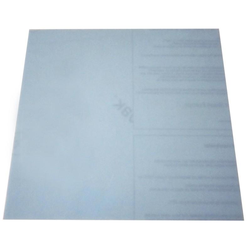 Very Think Plastic Glazing Sheet