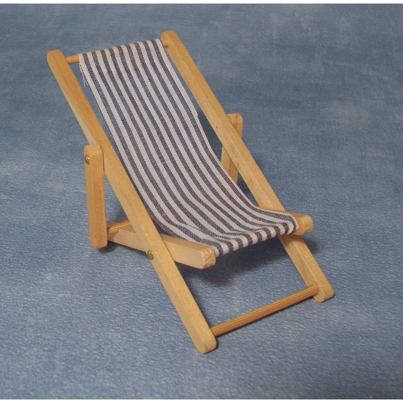 Deckchair - Blue