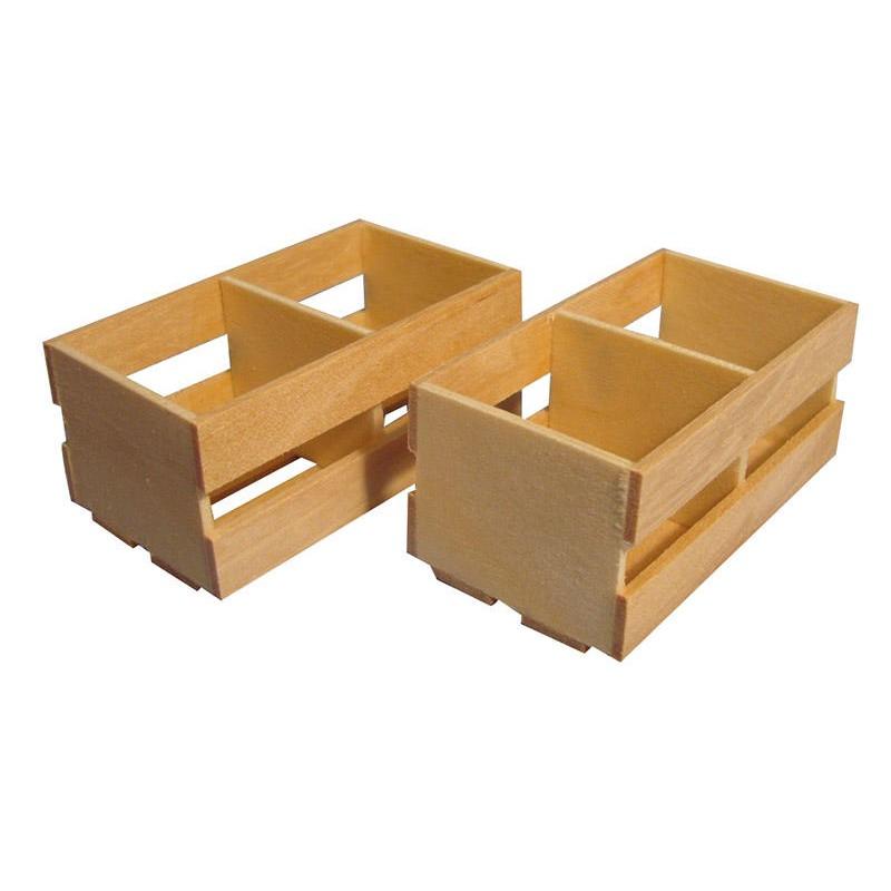 Crates, 2 pieces