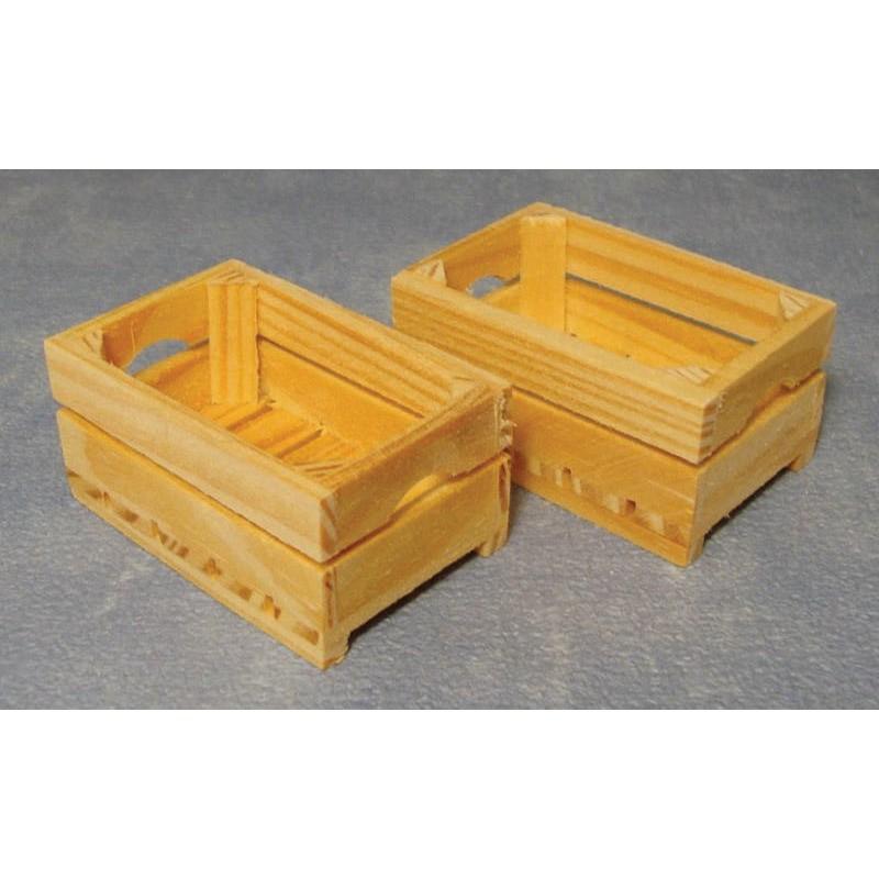 Deep Crates, 2 pieces