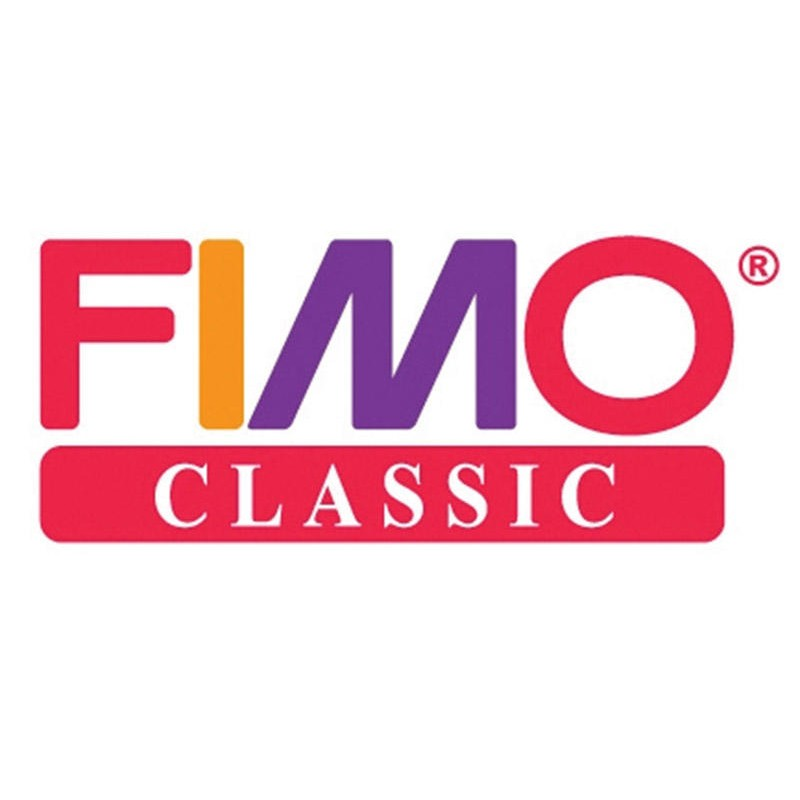 85g Chocolate Fimo Professional Block