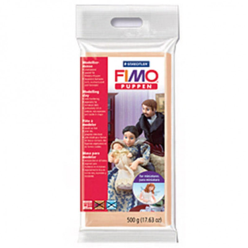 FIMO Natural Doll Clay