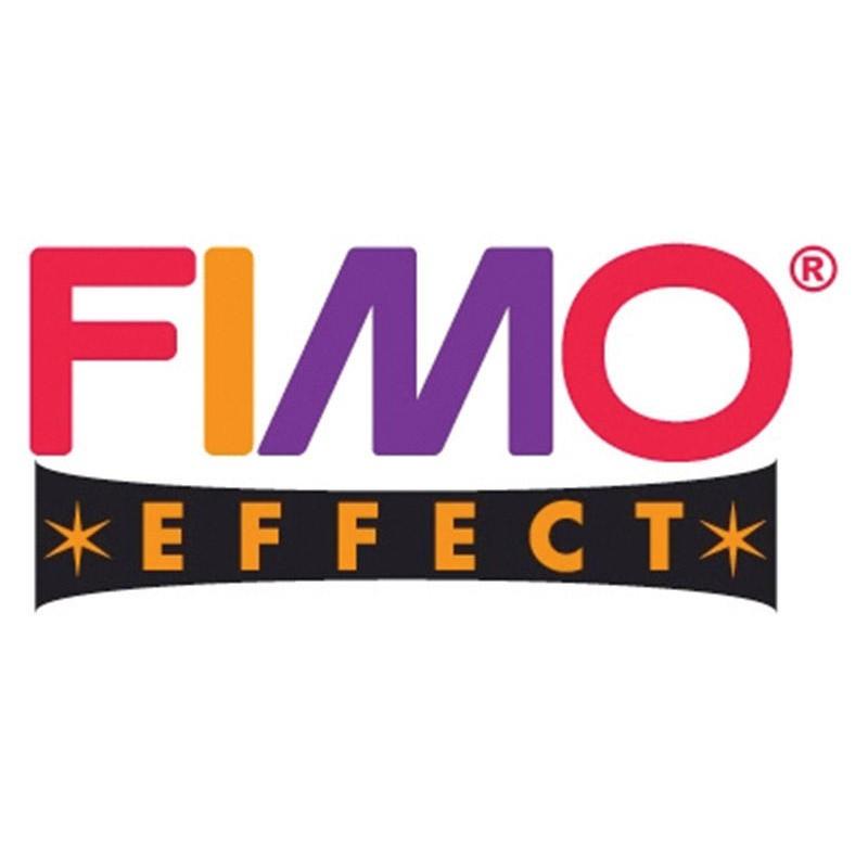 METALLIC SILVER Fimo Effect 56g
