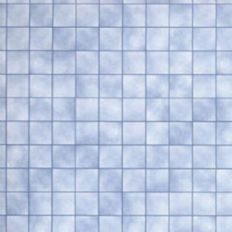 Marble Tiles Blue paper 1/24th