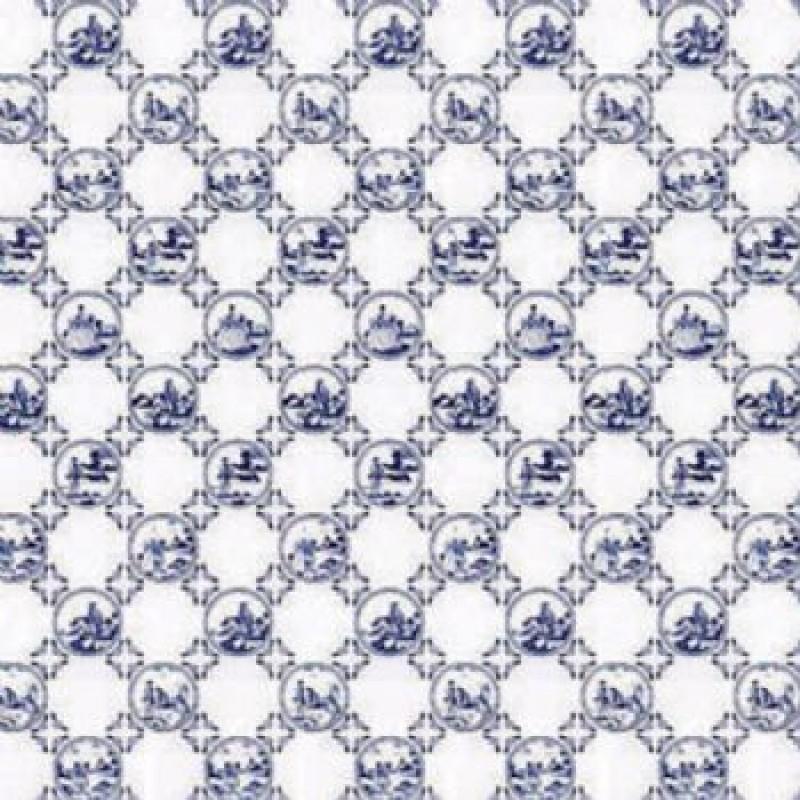 1/24 Beatrix Blue Paper